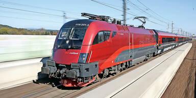 Railjet-ÖBB