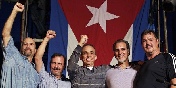 Spion durfte Sperma nach Kuba schicken