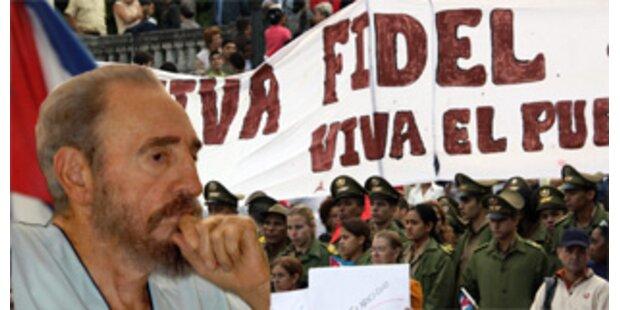 Fidel Castro rechnet bald mit eigenem Tod