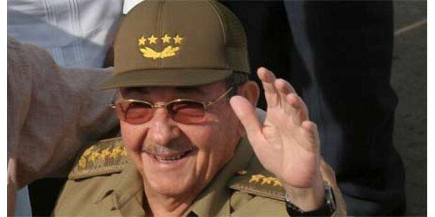 Kuba sucht Dialog mit den USA