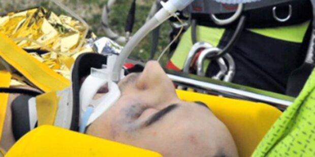 Robert Kubica: Horror-Crash in