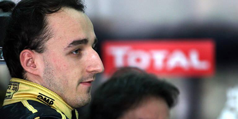 Kubica-Comeback verzögert sich