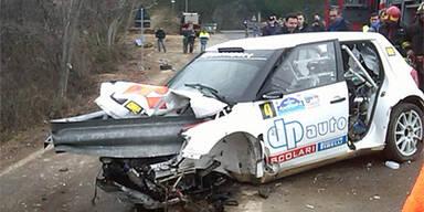 Kubica Crash - Hergang