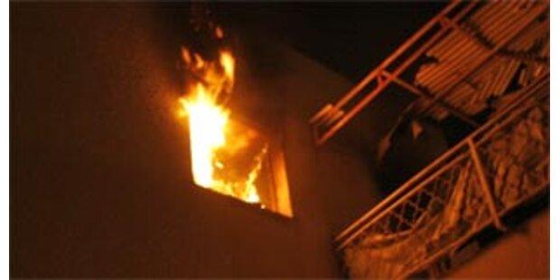 Nach Wohnungsbrand mögliche Brandbeschleuniger gefunden
