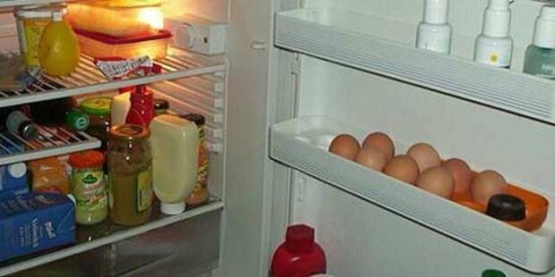 Achtjähriger erstickt in Kühlschrank