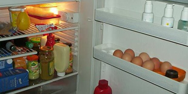 Vier Geschwister tot in Kühlschrank