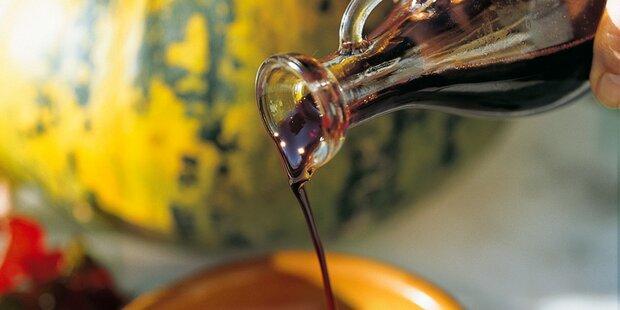 Öle aus der Steiermark erfüllen den Zweck