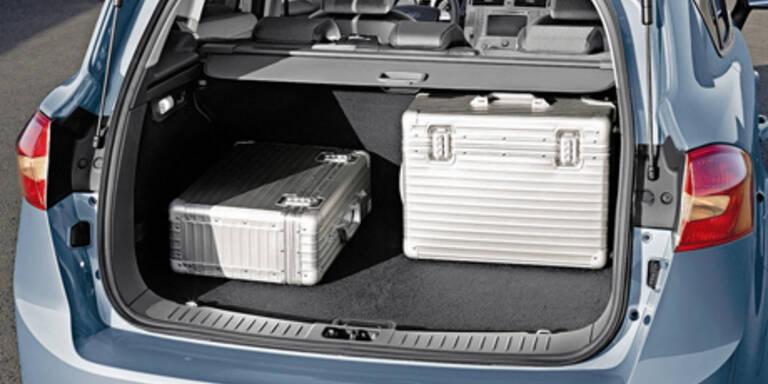 Fescher Kompakt-SUV Ford Kuga