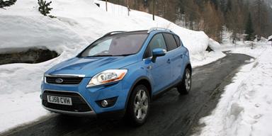 Kuga - Der Dynamiker unter den Komplakt-SUVs