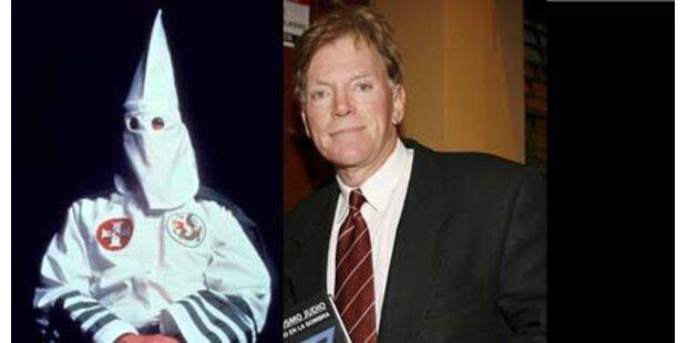 Ex-Chef des Ku-Klux-Klan wohnt in Sbg