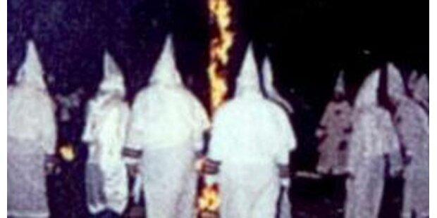 Ku-Klux-Klan-Mann floh nach Israel