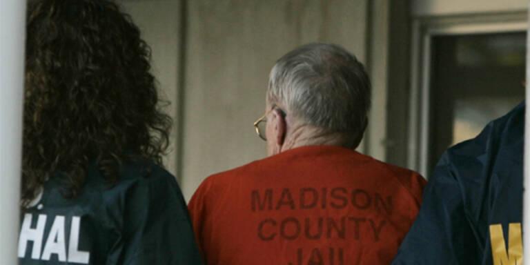 James Ford Seale (Mitte) ist zweier Morde verdächtig (AP)