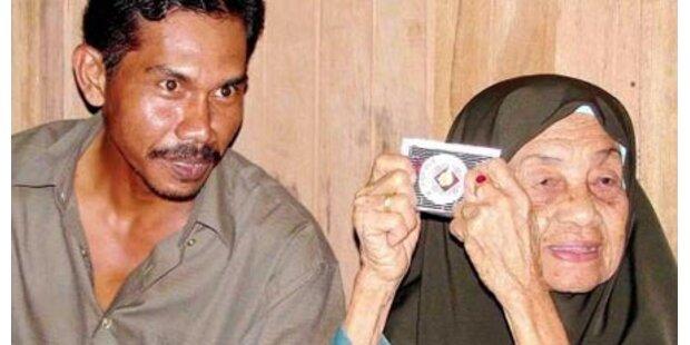 107-Jährige sucht Ehemann Nummer 23