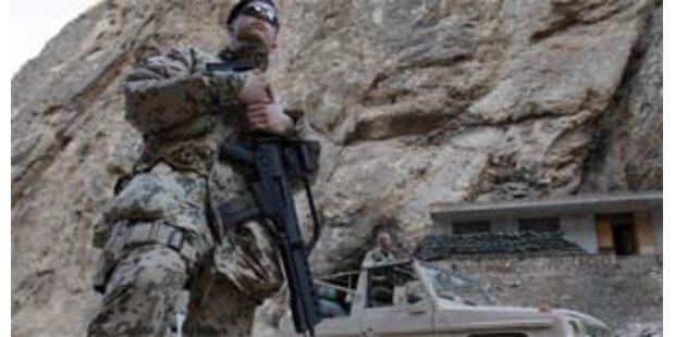 Anschlag auf Bundeswehr-Soldaten in Afghanistan