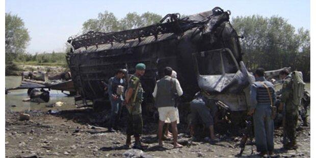 US-Piloten waren gegen Kunduz-Angriff