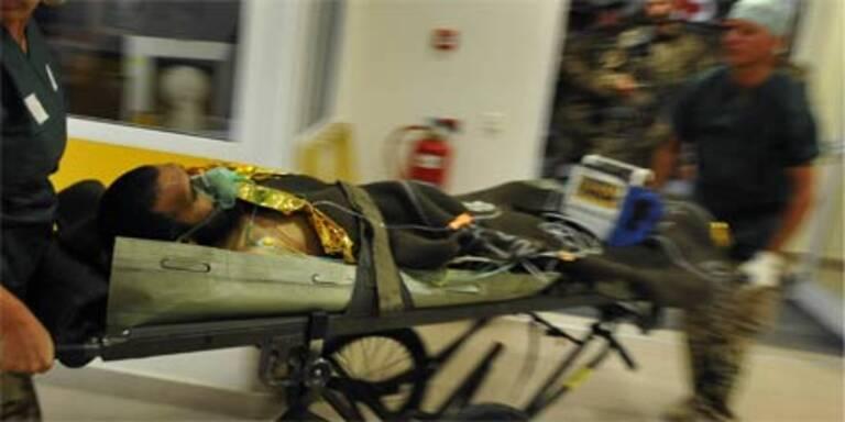 Dt. Soldaten starben durch Sprengfalle