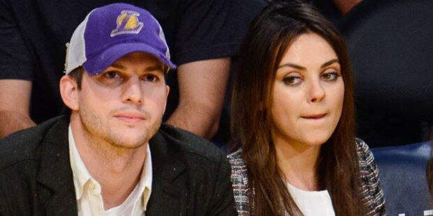 Mila Kunis konnte Ashton nicht leiden