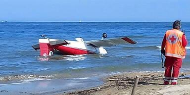 Kunstflieger-Crash bei Flugschau: Pilot tot