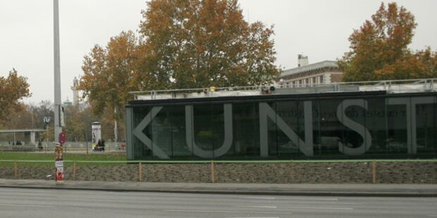 Kunsthallen-Cafe am Karlsplatz wird neu