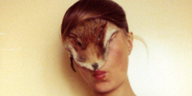 Die Lady mit der Fuchsmaske