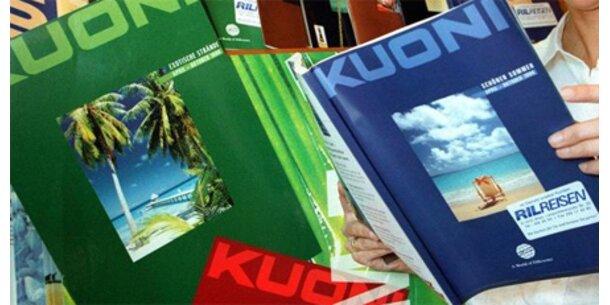 Riesenverlust für Reisekonzern Kuoni