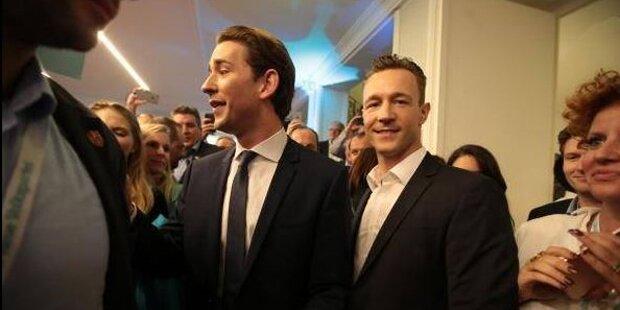 Empörung über untergriffiges Kurz-Posting der SPÖ