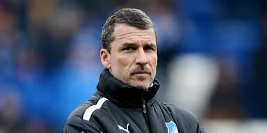 Hoffenheim feuert Trainer und Manager