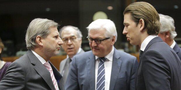Neue Sanktionen gegen Separatisten