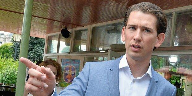 SPÖ-Berater organisierte Pro- und Anti-Kurz-Facebookseiten