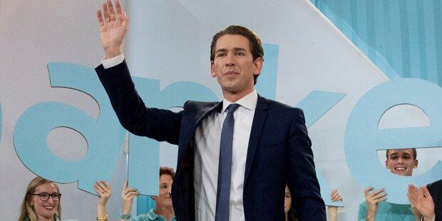ÖVP schafft mit Platz 2 in Wien die Riesen-Sensation