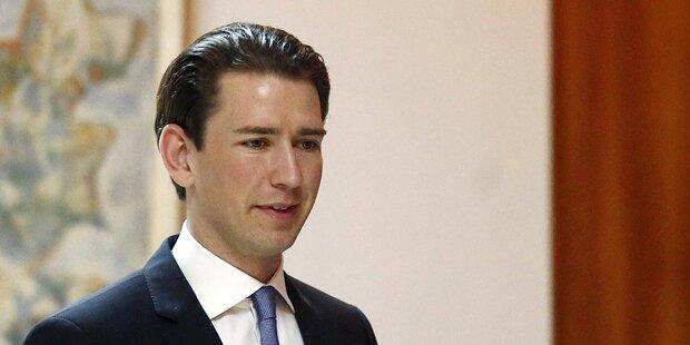 Skandal um Grünen-Posting über Kurz