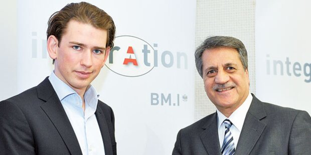 Kurz (25) wird in Wien ÖVP-Spitzenkandidat
