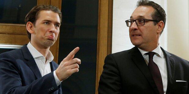 ÖVP & FPÖ kippen absolutes Rauchverbot