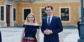 Kanzler Kurz und seine Susi: Läuten bald die Hochzeitsglocken?