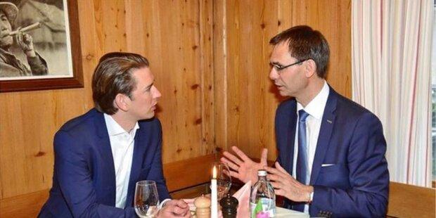 ÖVP-Photoshop-Fail: So spottet das Netz
