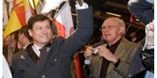 Kurzmann als FPÖ-Obmann bestätigt
