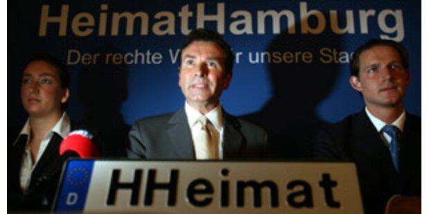 Hamburger Ex-Senator stellt Selbstmordmaschine vor