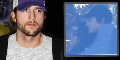 Ashton Kutcher und Mila Kunis: Mehr als nur Freunde.