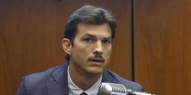 Hier sagt Ashton Kutcher gegen Serienkiller aus