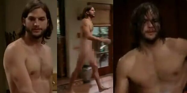 Kutcher: Nackt bei Serien-Premiere!