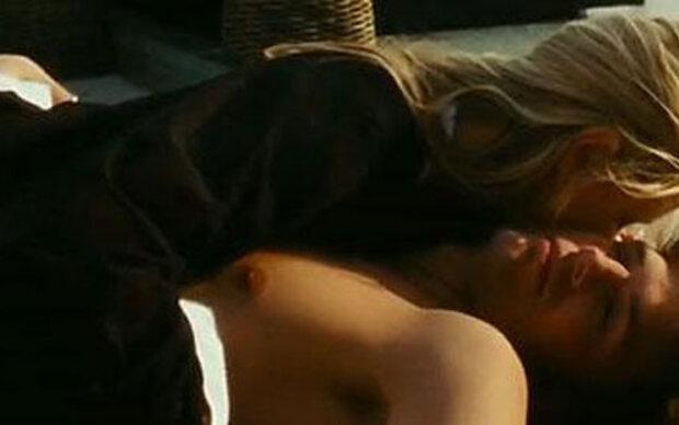 Ashton Kutcher kuschelt Ex-Lesbe Heche