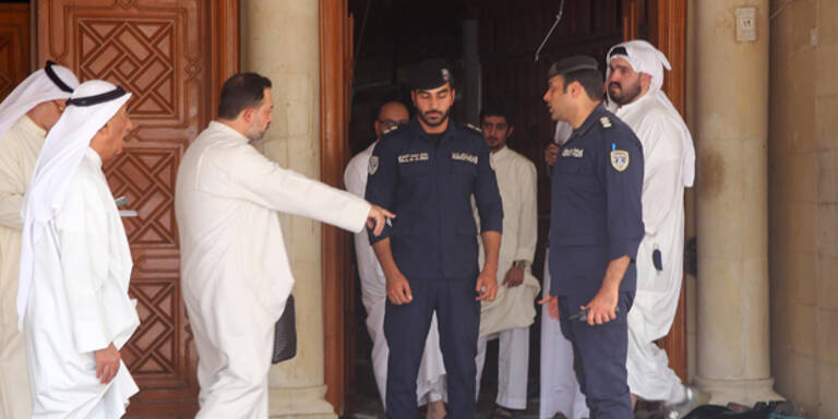 Tote bei Selbstmordanschlag auf Moschee