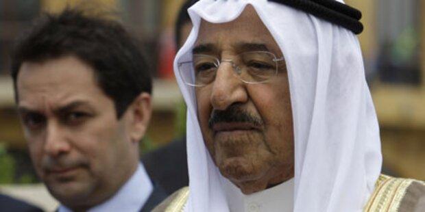 Erschossen: Kuwait-Emir trauert um Sohn