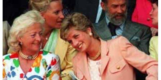 Dianas Mutter nannte sie eine Hure
