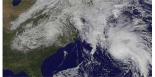 Tropenstürme bedrohen USA und Taiwan