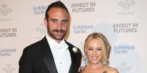 Kylie Minogue gab Verlobung bekannt