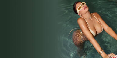 Silvester: Kylie Jenner feiert im knappen Bikini