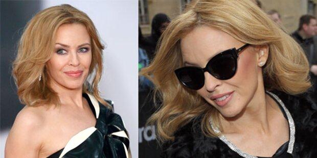 Kylie Minogue: Babywunsch abgeschrieben?