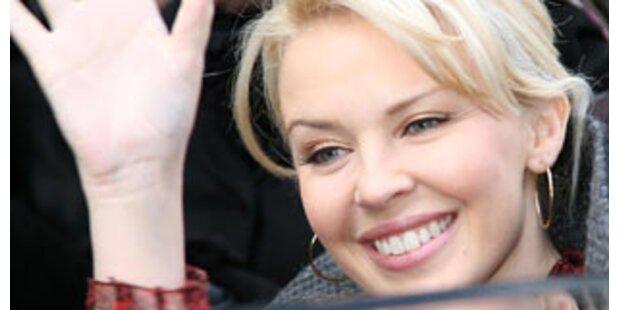 Kylie Minogue von Queen ausgezeichnet