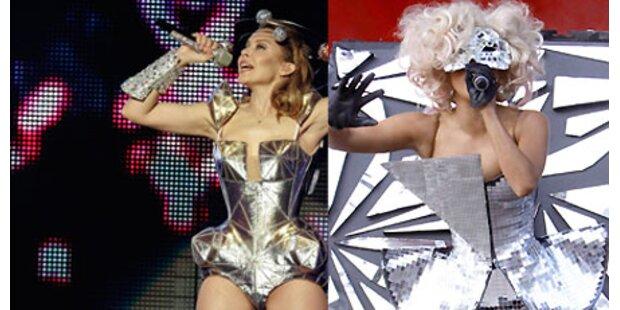 Kylie Minogue ist ganz Gaga!